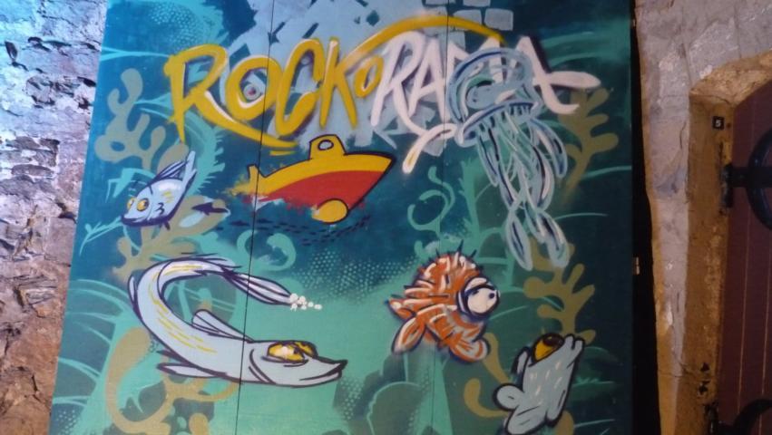 Festival Rockorama : The Goon Sax, Gloria, Motorama, Vox Low, Indiscipline en concert