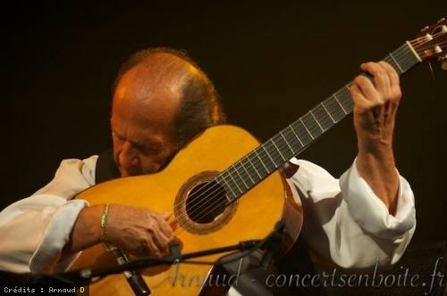 Fiesta des Suds : Imany + Paco de Lucia en concert