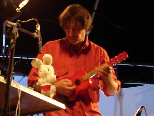 Festival Gare Aux Oreilles  Pierre Coiffard + Pascal Comelade + Dodocafonico  en concert