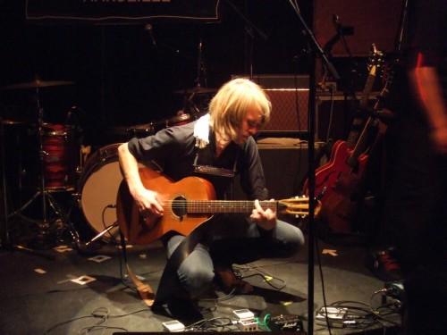 Interview de Peter Von Poehl en concert