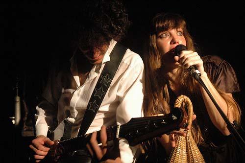 Phoebe Killdeer & The Short Straws  en concert
