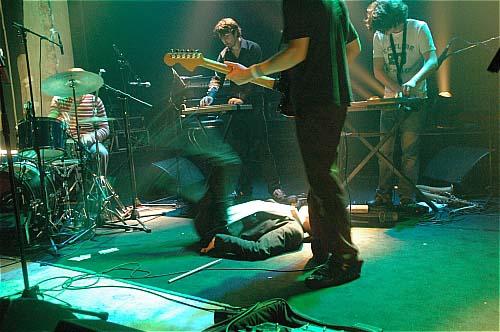 Festival B-Side : Nation All Dust + Poni Hoax + Motormark + Girlz in the Garage en concert