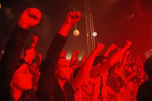 Public Enemy, The Rapture, Peaches, Jahcoozi, Q-Bert, Sway, Chikinki, Two Heads On (Marsatac 2006) en concert