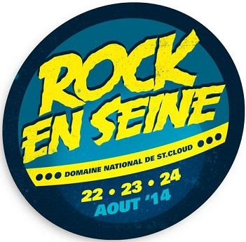 (mon) Rock en Seine 2014, 1/2 : Cage The Elephant, Tiger Bell, Wild Beasts, Jake Bugg, Blondie, The Hives, Die Antwoord, Arctic Monkeys, Etienne de Crecy présente Super Discount 3 en concert