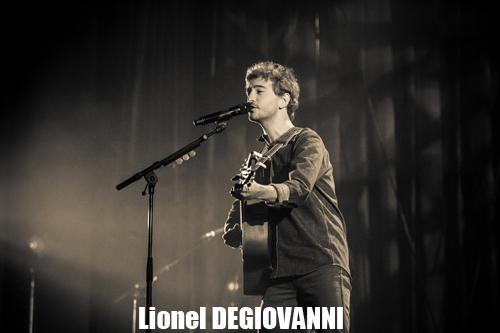 Renan Luce + Gribz en concert