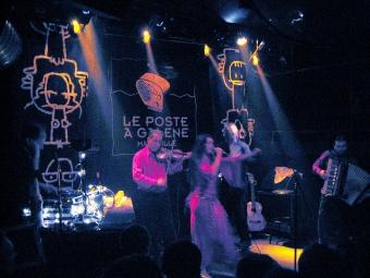 Rona Hartner / DJ Click - Boum Ba Clash