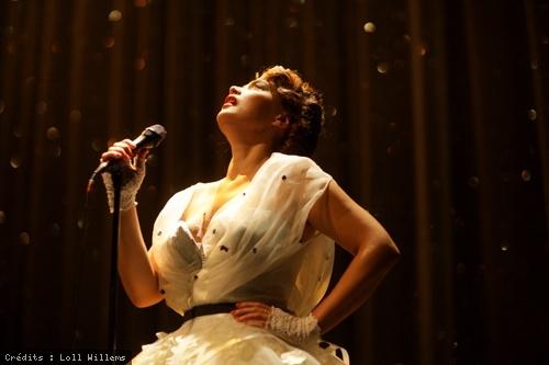 A Queen of Heart : Rosemary Standley & Sylvain Griotto en concert