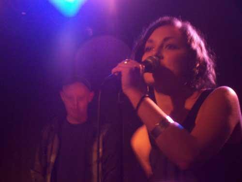 Belleruche + So?Mash! en concert