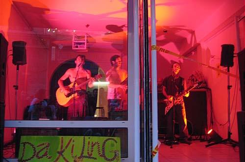 Festival du Soleil 2006, Noailles (Yazmen, Vagabontu, Laure Chaminas, On Vend la Caravane, Cap'tain Carnasse et sa Momie, Amar, d'Aqui Dub en concert