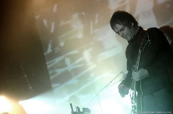 Spiritualized + Maccabees + Citizens! + Team Me (Festival Les Inrocks 2012) en concert