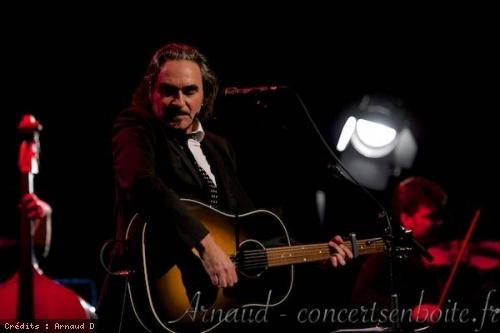 Stephan Eicher en concert
