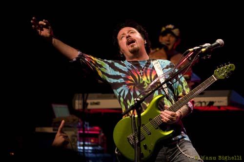 Steve Lukather en concert