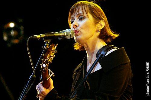 Yves Simon + Suzanne Vega en concert