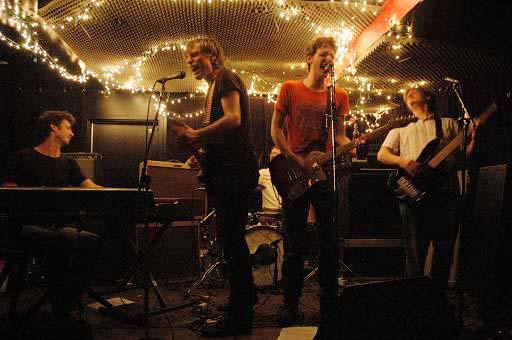Teenage Prayers + Steve Shiffman & the Land of No + Furvis + Imaginary Icons en concert