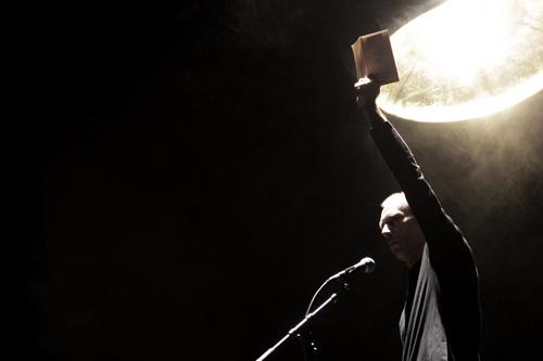 Les Correspondances : Têtes Raides en concert