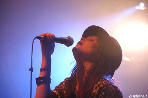 The Kills + Naive New Beaters en concert