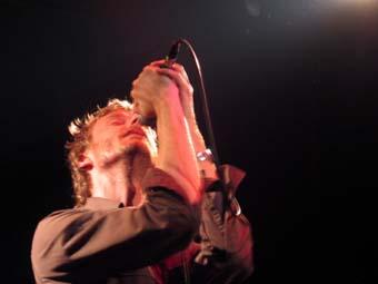 The National + Scenario Rock en concert