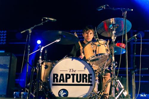 Les Voix du Gaou : The Rapture + Two Door Cinema club + Hyphen Hyphen en concert