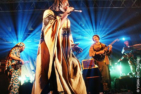 Mariama + Tiken Jah Fakoly en concert