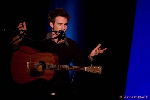 Festival avec le temps : Jean-Louis Murat + Usthiax en concert