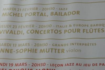 Philippe Bernold et Les Festes Vénitiennes en concert