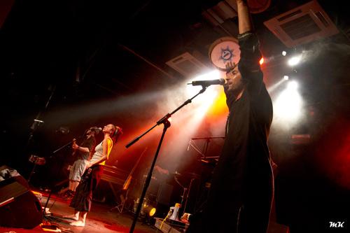Watcha Clan en concert