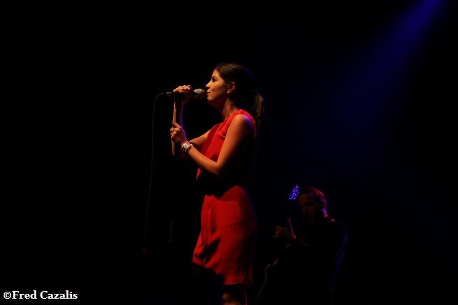 Nikki Yanofsky en concert