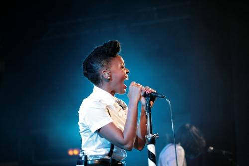 Janelle Monáe en concert