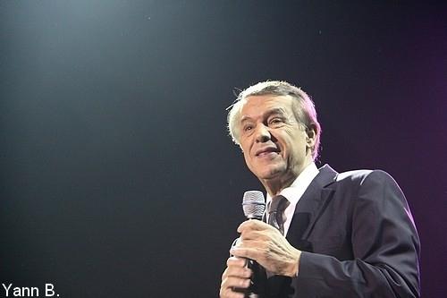 Salvatore Adamo en concert