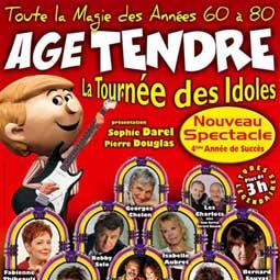 Age tendre et Tête de bois (Saison 6) en concert