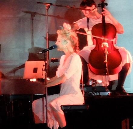 Teme tan + Calypso Valois + Agnes Obel (Les Escales du Cargo) en concert