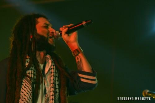 Alborosie + The Banyans en concert