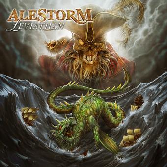 Grave Digger + Alestorm en concert