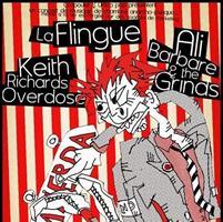 Ali Barbare & the Grinds + Keith Richard Overdose + La Flingue en concert