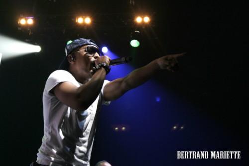 Nas & Damian Marley + Soprano + Alonzo + Sexion d'Assaut + Dj Cut Killer (Orange Rockcorps) en concert