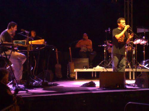 Amazigh (Festival Nuits Metis) en concert