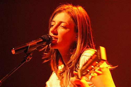 Anaïs en concert