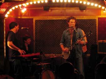 Andrew Vladek en concert