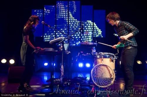 Andromakers (Festival Voix de Femmes) en concert