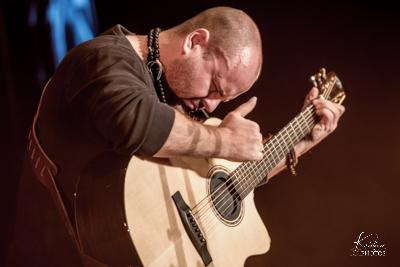 Andy McKee en concert