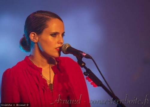 Anna Calvi + Oh Tiger Mountain en concert