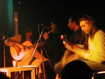 Antonio Negro & Manolo Santiago et leurs invités  en concert