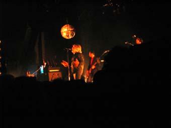 Arno (Festival Avec Le Temps) en concert