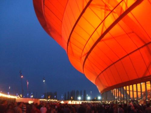 (mon) Festival des Artefacts 2008 : Gogol Bordello, BB Brunes, Serj Tankian, Birdy Nam Nam, Justice, Vitalic en concert