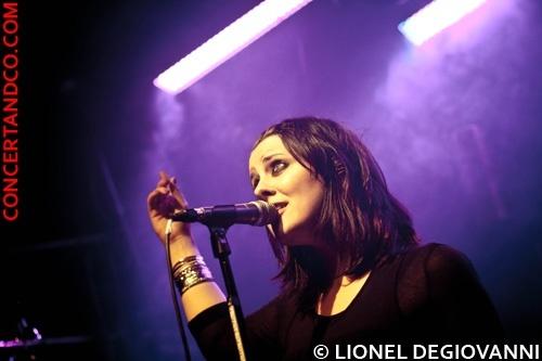 Aurélie Cabrel + Olivier Beranger (Festival Avec Le Temps) en concert
