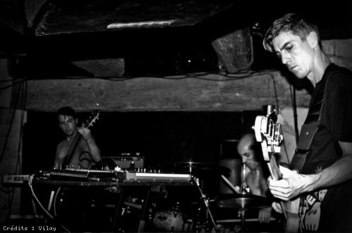 Dub Trio + Ofo Am +Kursed en concert