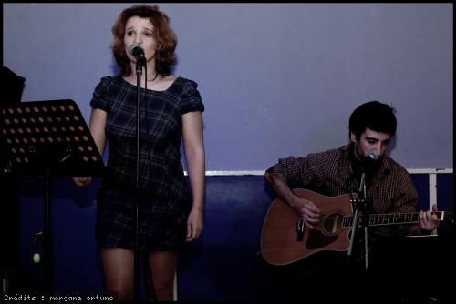 Barbara Laurent en concert