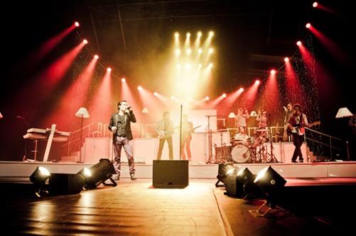 B�nabar + Archim�de en concert