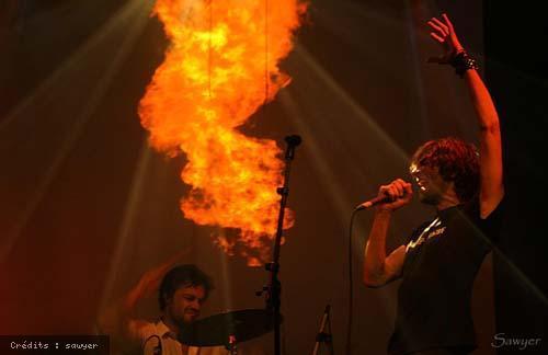 Dissonant Nation + Big In Japan en concert