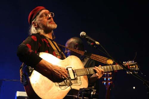 Bill Deraime et les mystics zebra en concert